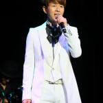 パク・ジュニョン 新曲「嘆きの雨」発売記念ライブ 山本譲二の「みちのくひとり旅」を初披露