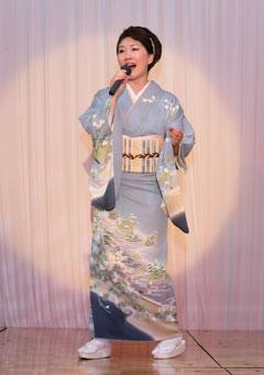北野まち子25周年記念パーティー
