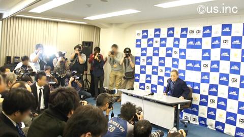 北島三郎 紅白歌合戦からの引退を表明 記者会見