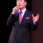 北川裕二 新曲「恋雨みれん」発表ライブ開催 弦哲也氏ほか作家陣が激励に!