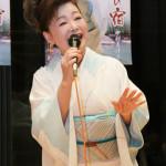 中村美律子 「おもいでの宿」カラオケ決勝大会 4名が渋谷公会堂で歌う権利を獲得