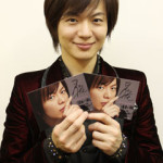 竹島宏さんの直筆サイン入りポストカードをプレゼント!【新曲「はぐれ橋」発売記念】