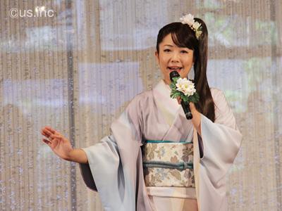 桜井くみ子新曲「ちょっと待って下さい」発表イベント