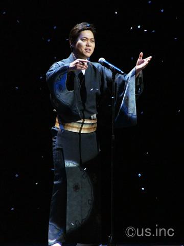 三山ひろし5周年記念コンサート 五反田ゆうぽうとホール