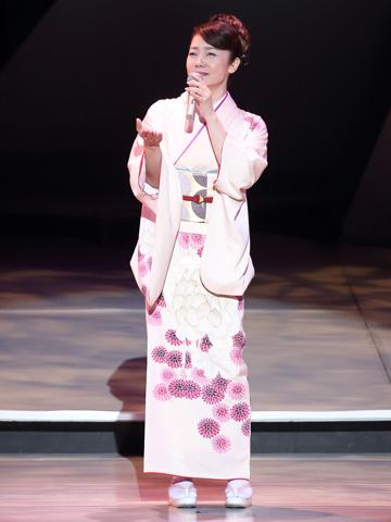香西かおり 渋谷公会堂コンサート2014