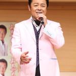 藤原浩 新曲「みちづれの花」発表会 カップリング曲はユニークな「とりあえずビール」