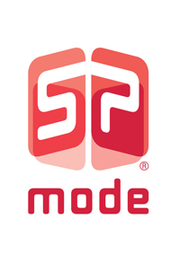 SPモード公式ロゴ