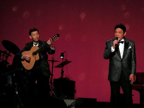 20140728増位山太志郎、渥美清コンサート画像