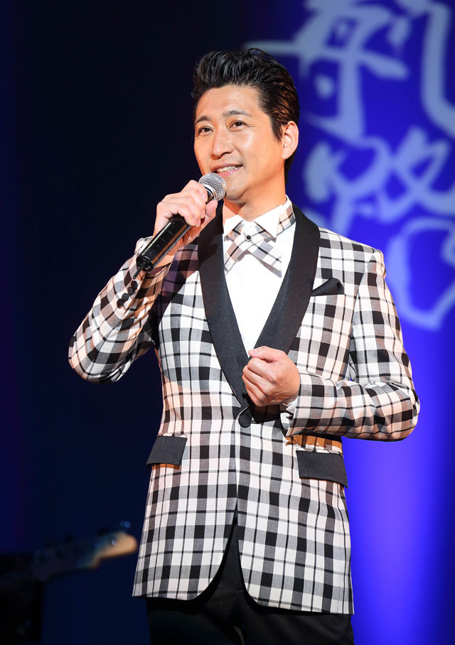 走裕介デビュー5周年記念コンサート写真2