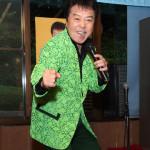 冠二郎 24回目のバーベキューパーティー!藤あや子作曲の新曲「どうせこの世は成り行きまかせ」を発売