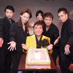 小金沢昇司 56歳のバースデーライブ!独立後初のバースデーライブは自分の歌だけを