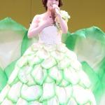 水森かおり デビュー20年目のメモリアルコンサート!昨年の紅白で着用した巨大衣装を再現
