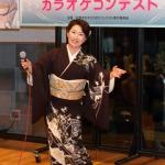 北野まち子 新曲「女 いのち川」カラオケ決勝大会!全20組が出場