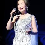 由紀さおり 45周年記念コンサートツアーのファイナル