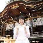 水森かおり 奈良県を舞台にした新曲「大和路の恋」発売記念イベント