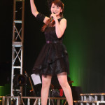 市川由紀乃 アコースティックライブ!小学生以来のミニスカで熱唱