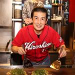角川博が五木ひろし作曲の40周年記念曲「蒼い糸」発売。広島東洋カープ&オタフクソースと2大コラボ決定
