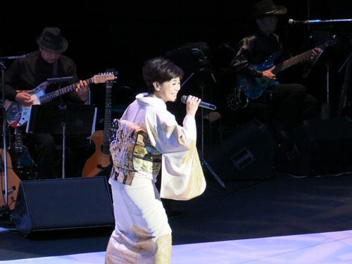神野美伽コンサート画像
