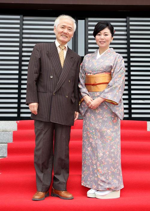 嶋三喜夫、遠山洋子ジョイントキャンペーン画像1