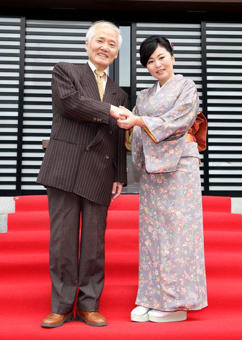 嶋三喜夫、遠山洋子ジョイントキャンペーン画像2