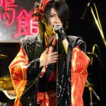 世界初の新型ビジュアル系イケメン演歌歌手・最上川司が、ロックの聖地、鹿鳴館でソロデビュー記念イベント。「まつぽいよ」を10日発売