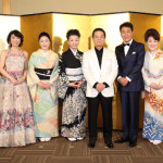 弦哲也さんが音楽生活50周年記念コンサート。都はるみ、五木ひろしら5人がゲスト出演