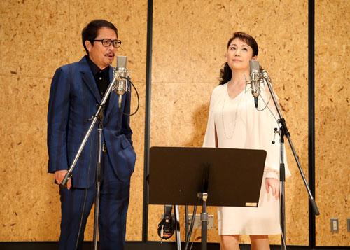 浜圭介/松坂慶子公開レコーディング2