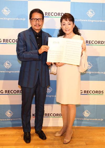 浜圭介/松坂慶子公開レコーディング3