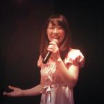津吹みゆの『デビューからの歩み・成長報告ライブ』開催。これまでの活動の模様をスライドとトークで