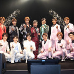 CS「歌謡ポップスチャンネル」の人気番組「演歌男子。」が渋谷公会堂でフェスティバル開催。山内惠介、松原健之ら全7アーティストが競演