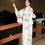 山本あきが今年最大の満月・スーパームーンを鑑賞して感激。「日本作曲家協会音楽祭・奨励賞」を受賞