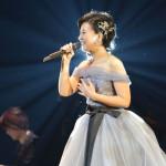 薬師丸ひろ子が東京・オーチャードホールでコンサート。全20曲を熱唱。東京、大阪全3公演で6700人動員
