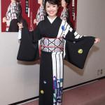 来年が25周年の田川寿美が東京・浅草公会堂でバースデーコンサート。中村玉緒が全着物をプロデュース