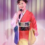 島津悦子が金沢市でクリスマス&バースデーショー。新曲「人生天国」初お披露目。山本譲二とデュエットも