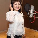 歌手生活50周年を迎えた古都清乃が、新曲「命船」を公開レコーディング。来年1月1日に発売