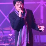 中村雅俊が全国18カ所ツアーの東京公演を。7年ぶりのニュー・シングル「はじめての空」も披露