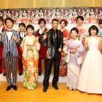 ■「長良グループ 演歌まつり2016」で山川、田川、水森、氷川ら全9アーティストが競演。「客席ラウンド」では客席が大喜び