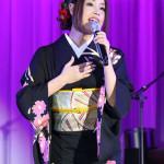 ■山本あきが地元・石川県でデビュー10周年&新曲発売を記念してファンへの感謝を込めてディナーショー