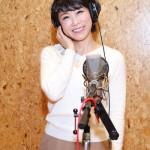 ■水森かおりが新潟・越後を舞台にした新曲「越後水原」を公開レコーディング。発売は3月29日