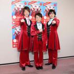 新世代歌謡グループ、はやぶさが浅草公会堂で初めてのコンサート。サプライズで第2弾コンサートが決定!