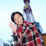■山内惠介が「さっぽろ雪まつり」で野外ライブ。新曲を一般初披露。「歌謡ポップスチャンネル」で4月29日放送