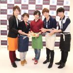 ■「演歌男子。3」新シリーズ第1回目は、はやぶさ、パク・ジュニョン、松阪ゆうきの3組が料理に挑戦