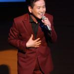 ■北川裕二が新曲「泣いて大阪」発表ライブツアーの初日を東京で。師匠・弦哲也さんも応援に