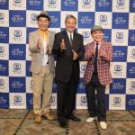 ■吉幾三がダチョウ倶楽部の肥後&上島と「歌謡ポップスチャンネル」特別番組で共演。奄美大島と神戸を訪問