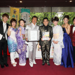■角川博、半田浩二、大石まどから全8アーティストが集まり、震災復興を願って第1回チャリティーコンサート