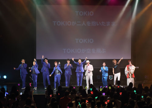 演歌男子。東京ライブ(その3)