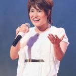 ■大城バネサが「テコンドー・リオ五輪壮行会」で濱田真由選手に応援ソングの新曲を披露