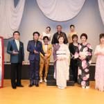 ■「みんかよ音楽祭」の5回目は、青山和子、北野都ら全9アーティストが競演