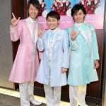 ■男性3人組、はやぶさが第2弾ワンマンコンサートを赤坂BLITZで。初の2DAYS。サプライズで第3弾ワンマンコンサートを発表