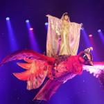 ■水森かおりが中野サンプラザでメモリアルコンサート。女優初挑戦&初主演のショートムービーを上映。紅白衣装も再現